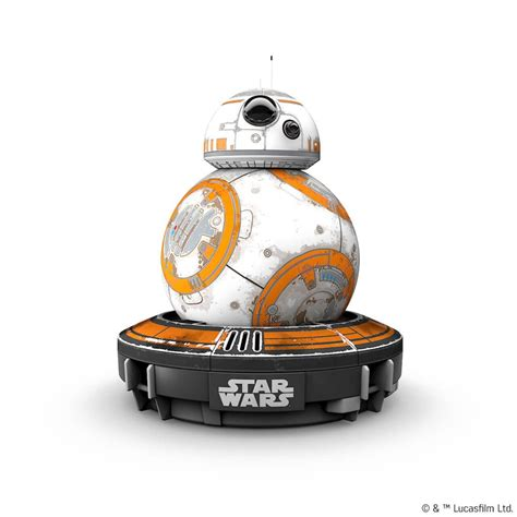 Sphero Special Edition Battle Worn Bb 8 With Band sphero 174 special edition battle worn bb 8 wars with