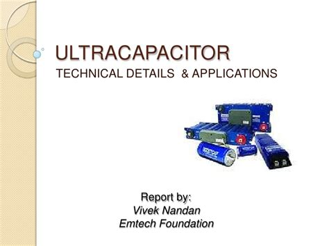 ultracapacitor battery ppt ultracapacitor seminar ppt 28 images supercapacitor seminar ppt 28 images hybridisatie mijn
