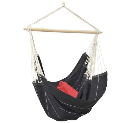 Black Hanging Chair by Hanging Chair 160 X 130 Cm Brasil Black Buy Hanging