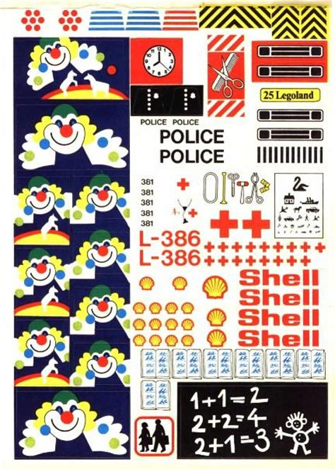 happy hour stickers dover stickers books from lot late 70s early 80s name that brick brickpicker