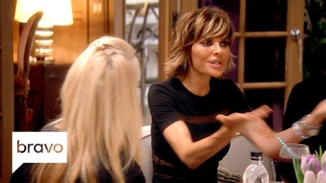 kim what did lisa rinnas husband rhobh kim richards confronts lisa rinna season 7