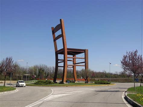 sedia manzano distretto della sedia