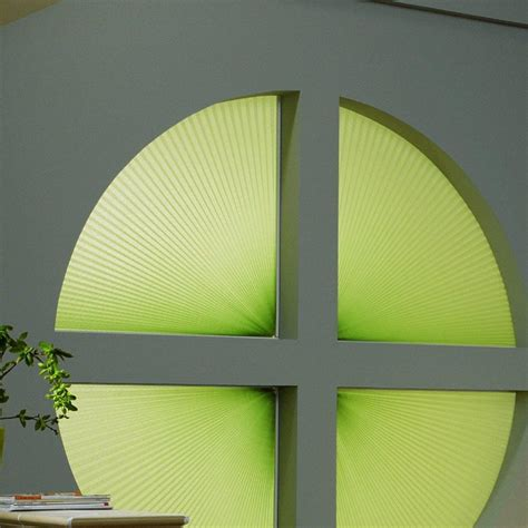 jalousie rundbogenfenster rollomeister de plissee rollos f 252 r rundbogenfenster
