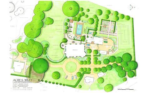 acres wild masterplan colour masterplan acres