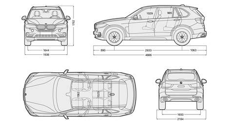 X5 Interior Dimensions Bmw X5 Technische Gegevens