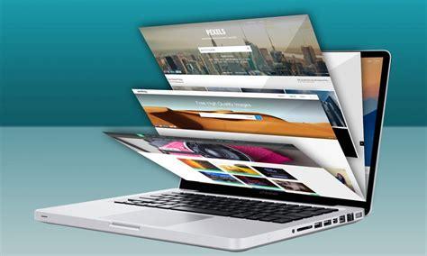 design banner computer websites to find free high resolution images