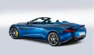 Aston Martin Vanquish Volante 2014 Aston Martin Vanquish Volante Specs And