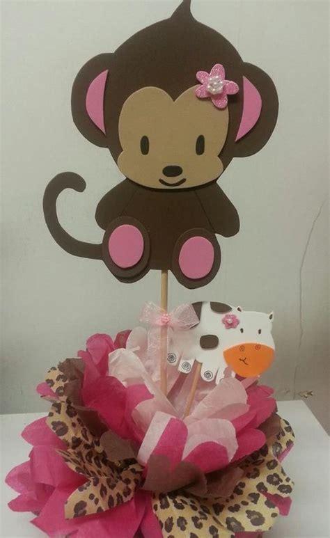 Monkey Themed Baby Shower Centerpieces by Monkey Baby Shower Table Decorations Monkey Jacanda