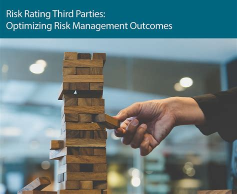 understanding and assessing risk shawn adderly risk rating third parties