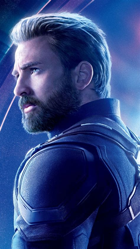 wallpaper avengers infinity war captain america chris evans  movies