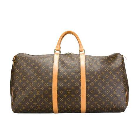 Handbags Classic Louis Vuitton by Louis Vuitton Vintage Speedy Travel Bag At 1stdibs