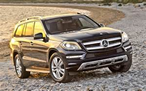 2013 Mercedes Gl450 2013 Mercedes Gl450 Front Three Quarters Photo 7
