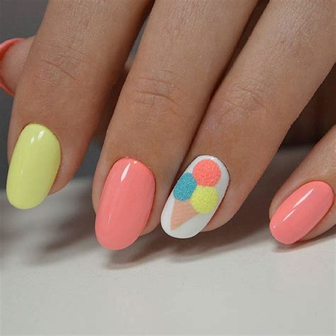 summer nails make easier beautiful summer nail designs to try