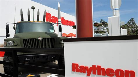 Arizona Mba Bloomberg by Raytheon Snags 500m Missile Contract Business