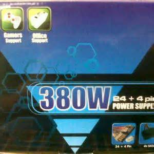 Psu Simbadda 380w Murah power supply komputer hargakom puter