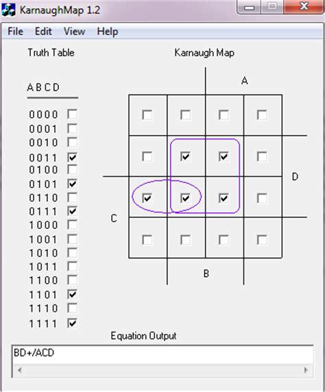 alvyandi i fadhilah: karnaugh map analyzer