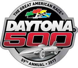 Daytona Logo 2 by Daytona 500 Daytona International Speedway