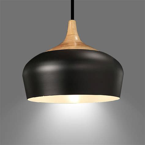 Office Pendant Light Industrial Led Metal Light Ceiling Pendant Loft Lshade Office Lighting Ebay