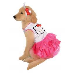 rubies hello kitty dress pet costume free shipping on
