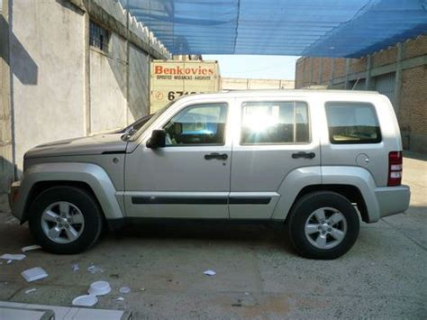 2009 Jeep Liberty Mpg Sell Used 2009 Jeep Liberty Limited Sport Utility 4wd In