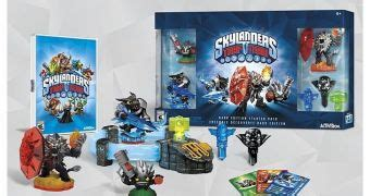 Kaos Ultimate Gamer 5 skylanders trap team edition lets you play with