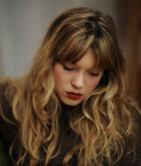 lea seydoux hair 2018 seydouxdaily l 233 a seydoux in time doesn t stand still