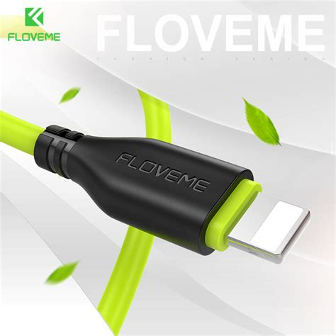 Usb Iphone Ori produs floveme usb cable for iphone 7 8 x 2 2a charging