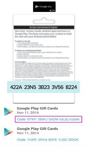 Google Play Gift Card Cheat - google play card cheat infocard co