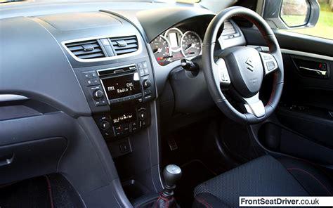 Suzuki Sport Interior Suzuki Sport 2013 Interior Front Seat Driver