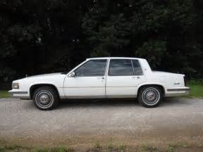 1987 Cadillac Sedan Purchase Used 1987 Cadillac Sedan In Morganton