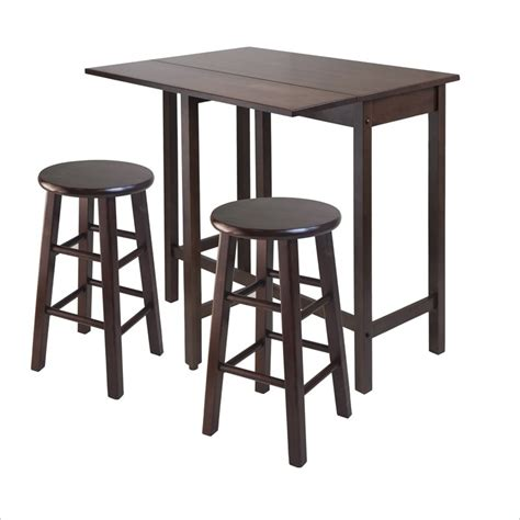 One Leg Rocking Garden Stool by Lynnwood Drop Leaf Island Table With 2 Square Legs Stool
