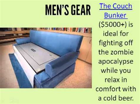 couch gun safe bulletproof couch with gun safe review on men s gear
