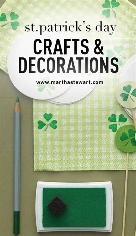 st s day decoration ideas martha stewart 64 best st s and ireland images on decor crafts decoration crafts and drink