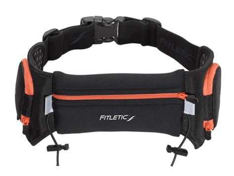 wearing a hydration belt fitletic quench retractable hydration belt best running belt