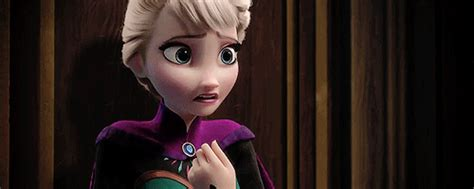 Annas Was Moved by Elsa Scared Elsa The Snow Photo 37246271 Fanpop