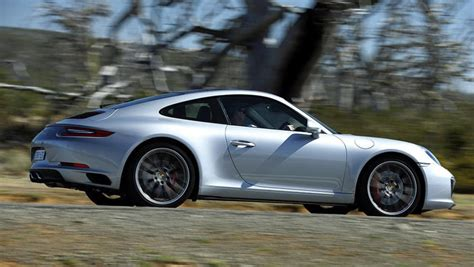 porsche carrera 2016 porsche 911 carrera s 2016 review road test carsguide