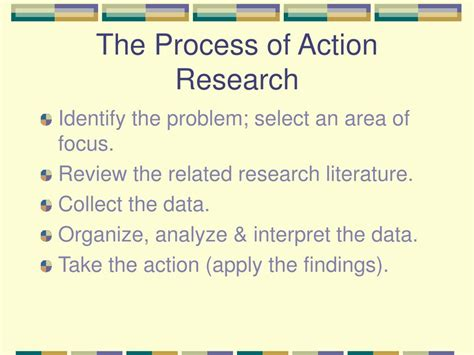 themes in education action research pdf ppt the purpose of action research powerpoint