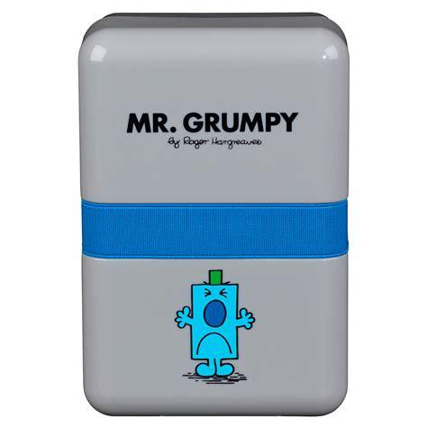 mr grumpy lunch box