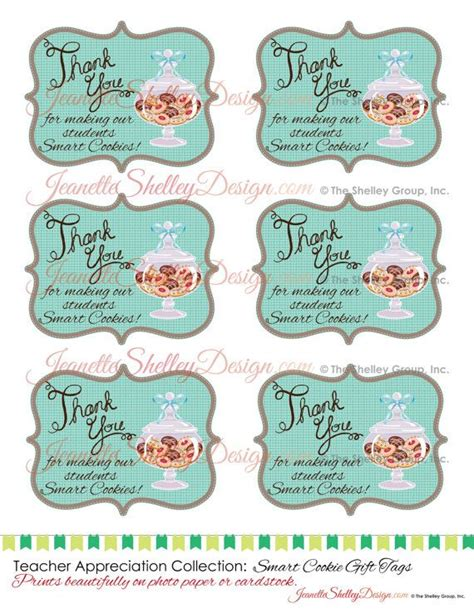 printable gift tags for cookies 369 best images about school on pinterest smart cookie