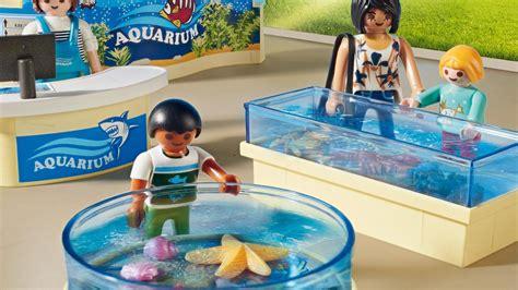 fun l playmobil family fun 2017 2018 l aquarium playmobil
