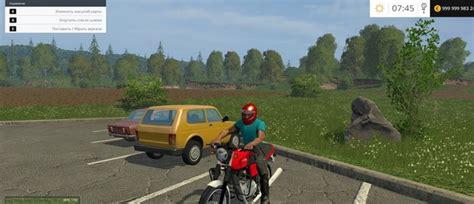 Motorrad Simulator Download by Motorcycle Java V 1 0 Mod Farming Simulator 2017 Mod