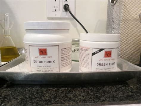 Wecare Detox by Organic The Ultimate Detox We Care Spa Photos