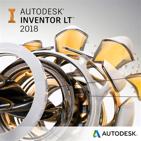 Autodesk Inventor 2018 Software Designed Industrial Parts autodesk inventor lt 2018 annual subscription single user solidcad a cansel company