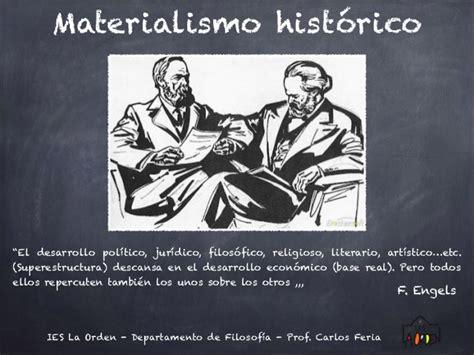 imagenes materialismo historico marx presentaci 243 n materialismo hist 243 rico
