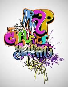 Headboard Wall Sticker graffiti modern art free vector graphic download