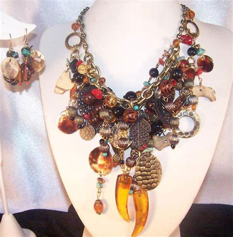 Handcrafted Fashion Jewelry - handmade trendy jewelry