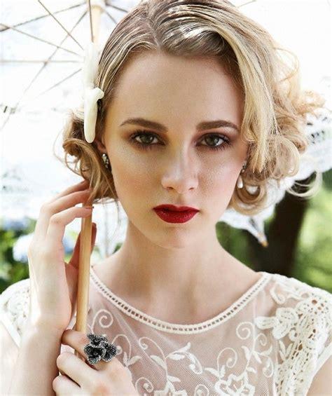 braut rote lippen brautschminke ideen romantisch rote lippen wedding m f