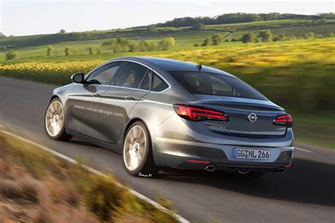 opel news 2017 opel insignia b rendered based on buick design