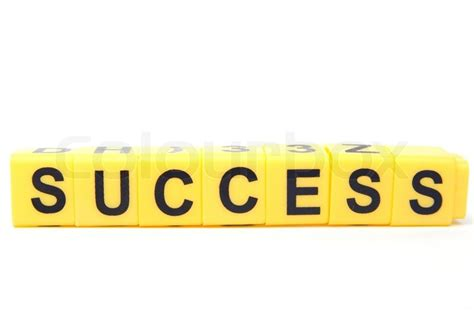 find your yellow tux how to be successful by standing out books an image of yellow blocks with word success on them