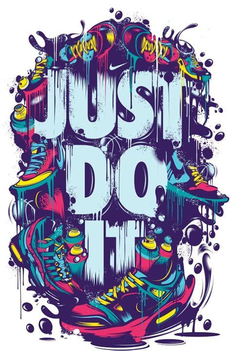 Visual Art Design | nike just do it on inspirationde